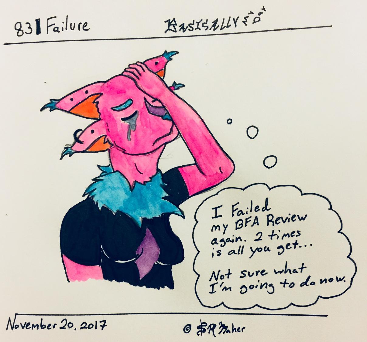 83 | Failure