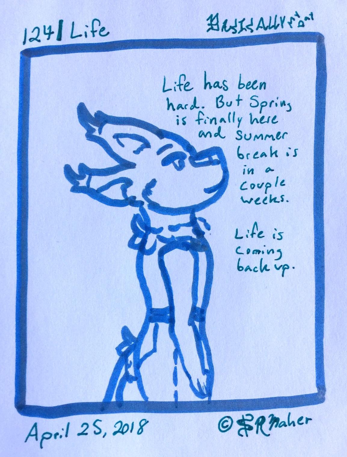 124 | Life